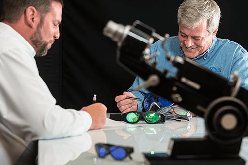 Laser Saety Eyewear Consultation and Audit