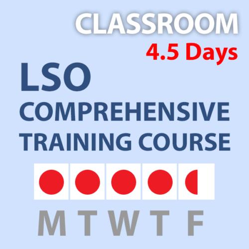 Comprehensive Laser Safety Officer Training